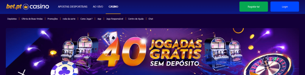 casino online legal em portugal