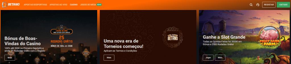 melhores bónus casino online portugal