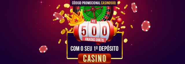 bónus de boas vindas casino nossa aposta