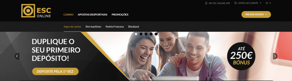 melhores bónus casinos online em portugal