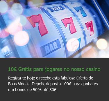 casino betway bónus grátis