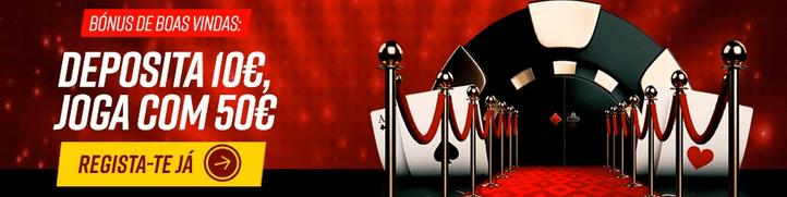 bóous casinos online em portugal