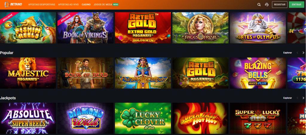 casinos portugal online